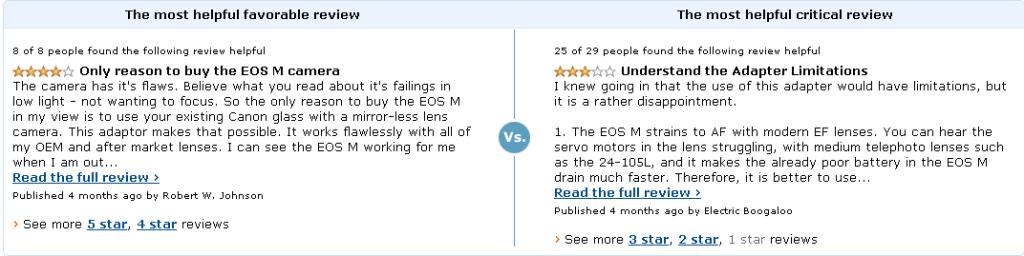 3ae5d3ed6bac12 Gdy recenzje zdobędą pokaźną liczbę ocen, umieść je w wyszczególnionym  miejscu na stronie podkreślając, że zostały one docenione przez klientów,  ...