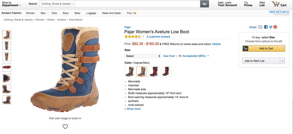 Amazon-Product-Showcase