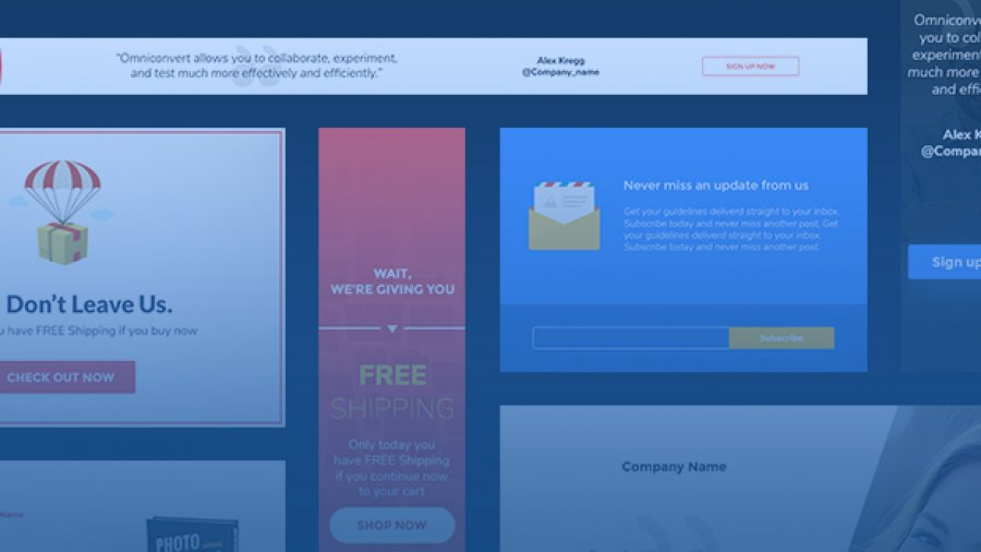 9 pop-up templates that can be live in under 10 minutes. Walkthrough included