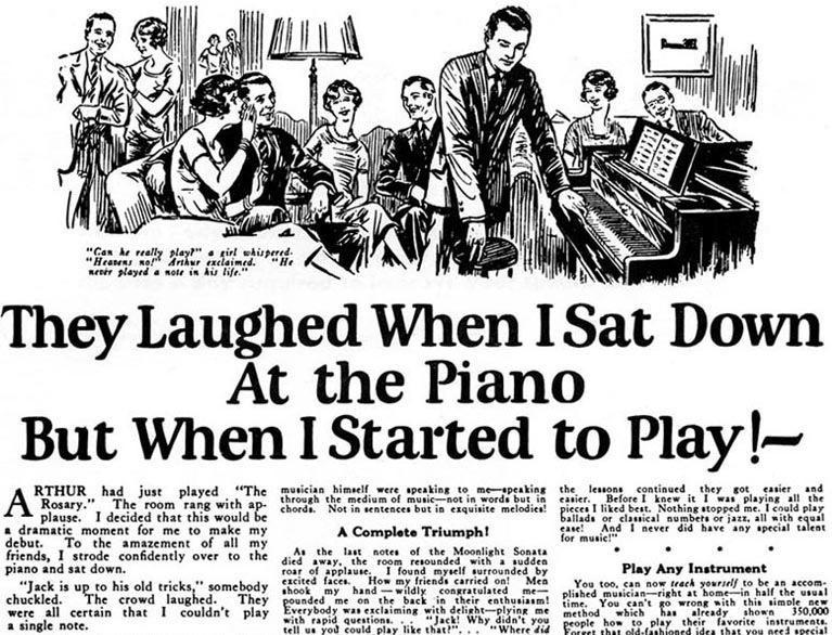 Mel Martin's famous headlines