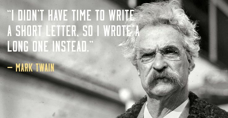 mark-twain-quote-short-letter-long-letter