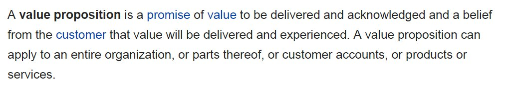 unique-value-proposition-wikipedia-definition