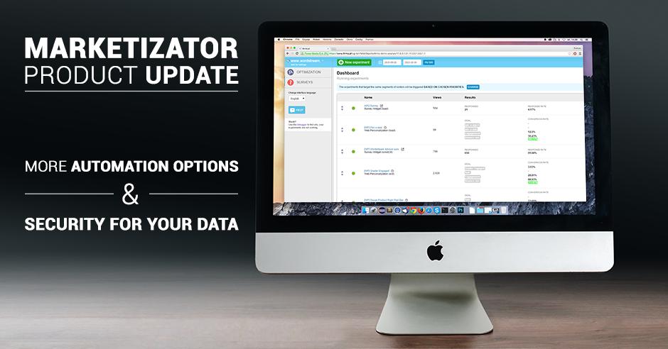 Featured Image Marketizator updates