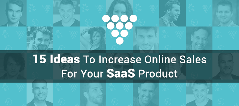 15 Experts Reveal Their Techniques For Increasing SaaS Product Sales