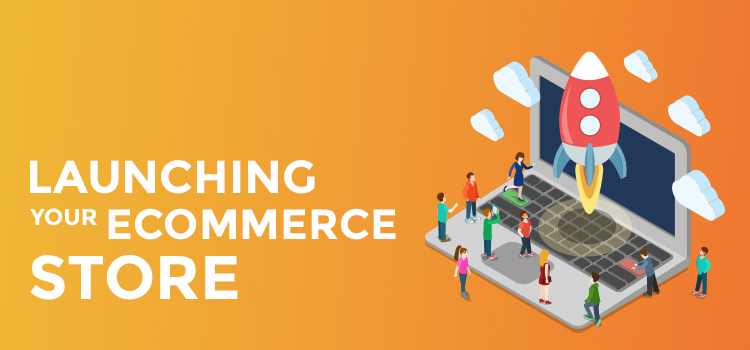 Launching an ecommerce website