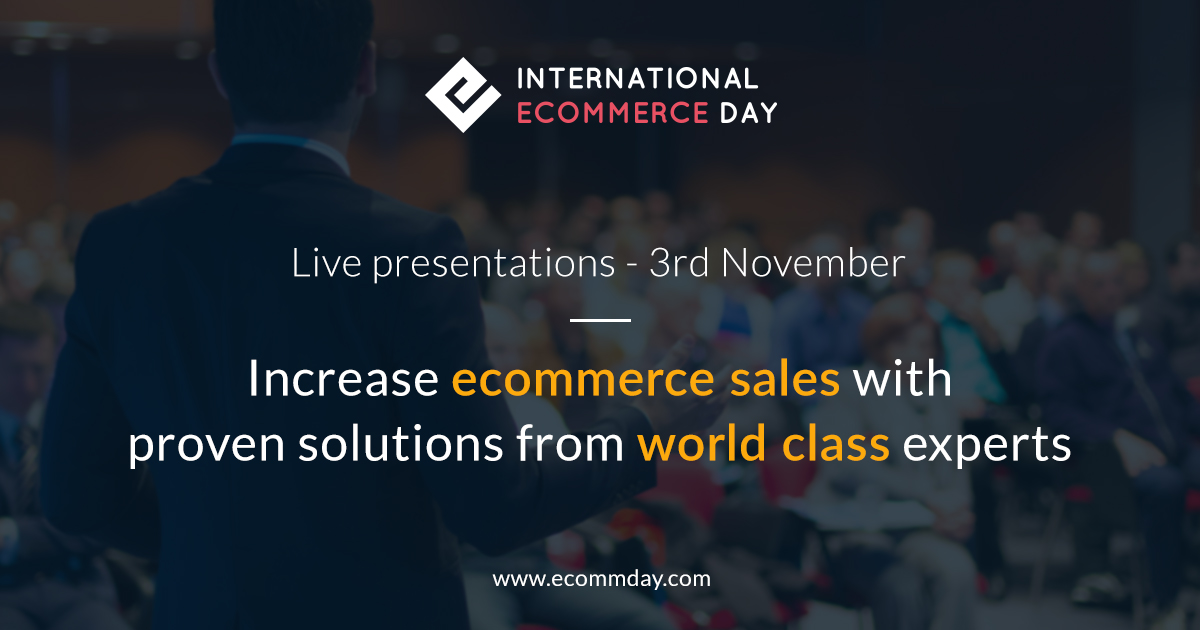 Have you registered for International Ecommerce Day?