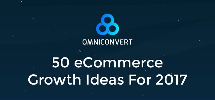 Let there be growth! 17 experts, 50 growth ideas, 1 free eCommerce ebook