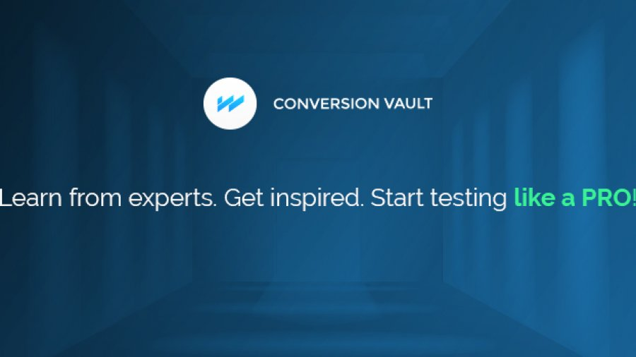 What to do when you run out of CRO testing ideas: The Conversion Vault is here
