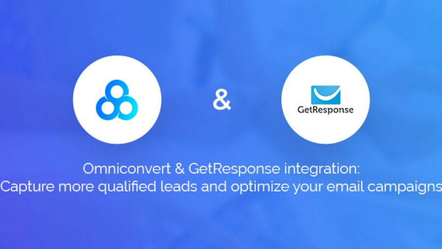How to grow your business with Get Response and Omniconvert