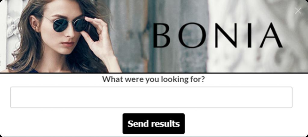 bonia survey