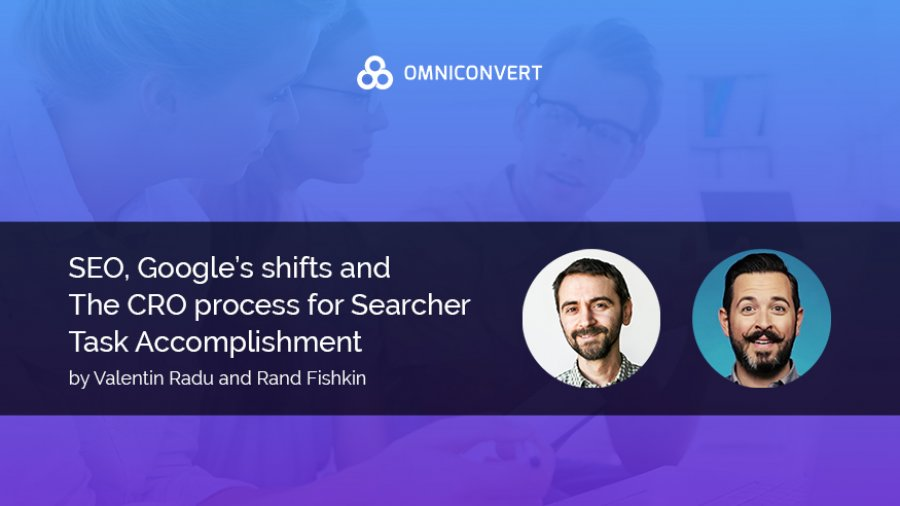 Rand Fishkin on why we can't do SEO without CRO