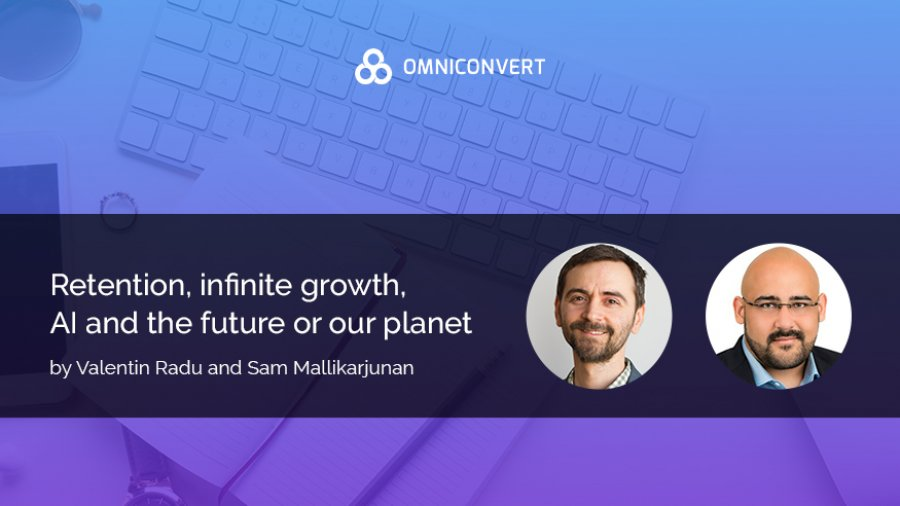 E-commerce retention strategies, infinite growth, AI and the future of our planet
