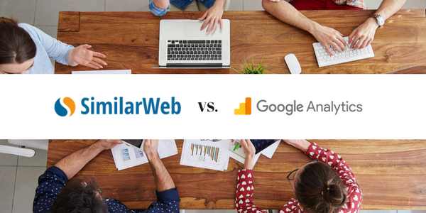 We analyzed 1787 eCommerce websites with SimilarWeb and Google Analytics and that's what we learned