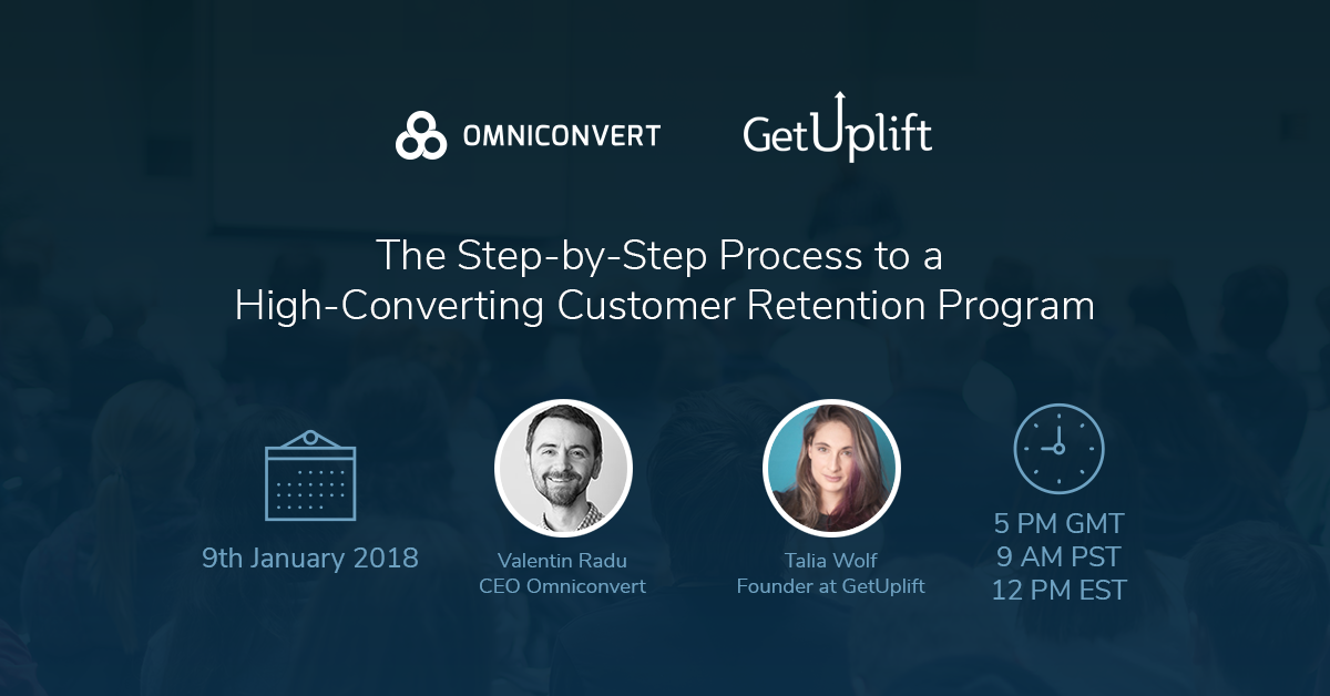 Free Webinar The Step By Step Process To A High Converting Customer