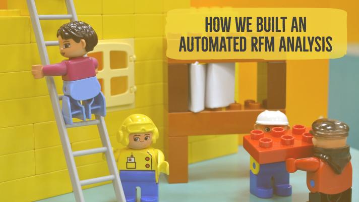 How we built an automated RFM analysis